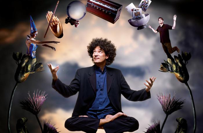 2011 I MagicDinner mit Alex Porter